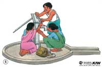 PHAST Card : Repairing hand pump